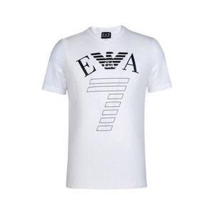 T-SHIRT T-Shirt Emporio Armani EA7 Homme Manche Courte