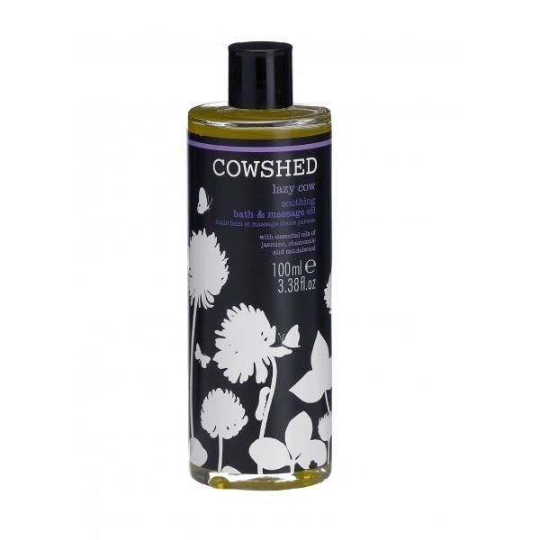 GEL - CREME DOUCHE 100ml Cowshed Lazy Cow apaisant Bath & Body Oil