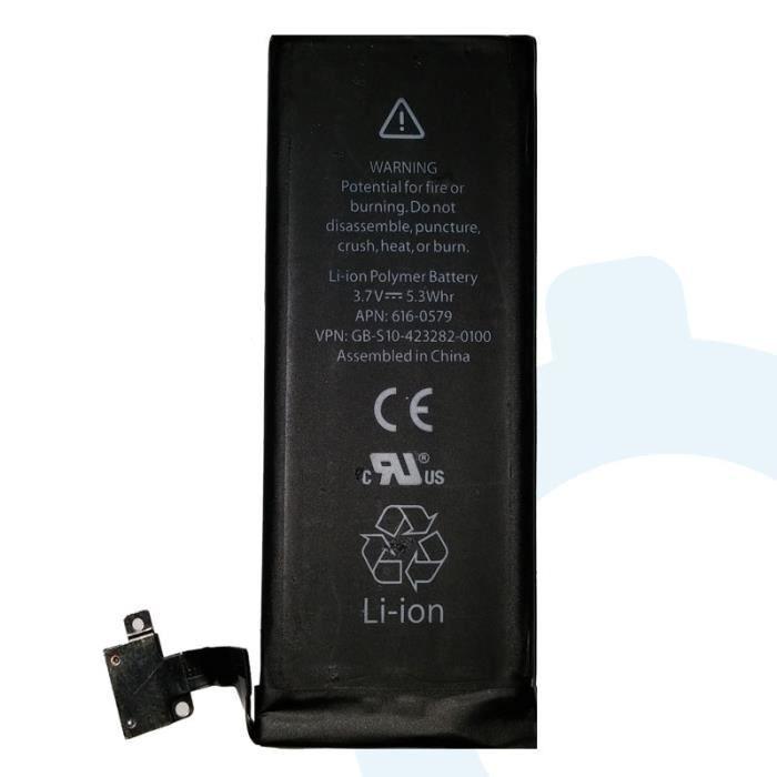 batterie pour iphone 4s achat vente batterie. Black Bedroom Furniture Sets. Home Design Ideas