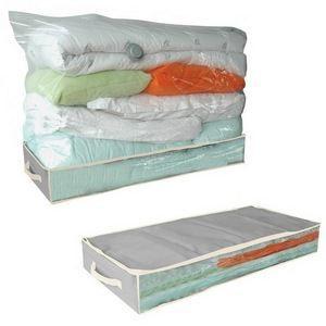 housse de rangement sous vide pour dessous de lit achat vente housse de rangement housse de