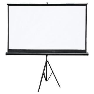 cran de projection avec support 4world 186x105 ecran. Black Bedroom Furniture Sets. Home Design Ideas