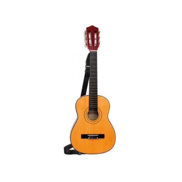 bontempi gsw85 guitare en bois 85 cm achat vente. Black Bedroom Furniture Sets. Home Design Ideas