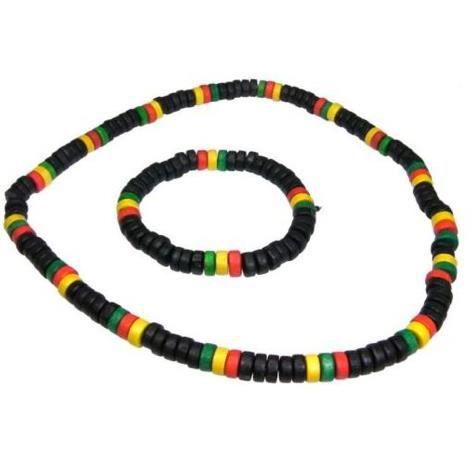 bracelet perle jamaique