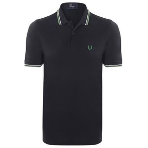POLO Fred Perry Polo Homme Slim Fit Video  presentation