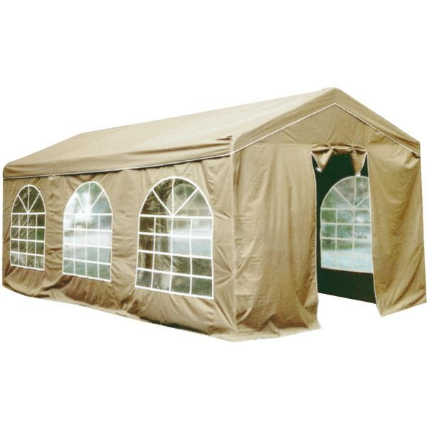 Tonnelle tente de jardin de 6 x 3 m cotes achat vente tonnelle barnum tonnelle de jardin Tente de jardin metro