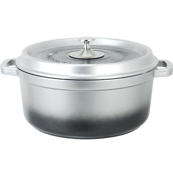 Cocotte en fonte aluminium avantage de conserver l for Artistic cuisine