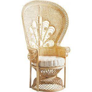 Fauteuil emmanuelle en rotin achat vente fauteuil blanc cdiscount - Peindre fauteuil rotin ...