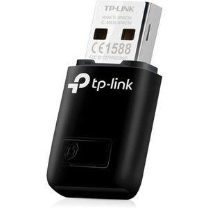 TPLINK Mini Clé USB WIFI fil N300 TLWN823N