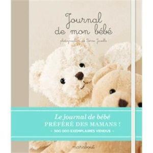 LIVRE ENFANT FAMILLE Journal de mon bébé