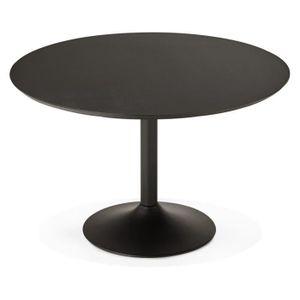 table ronde de bureau achat vente table ronde de bureau pas cher soldes cdiscount. Black Bedroom Furniture Sets. Home Design Ideas