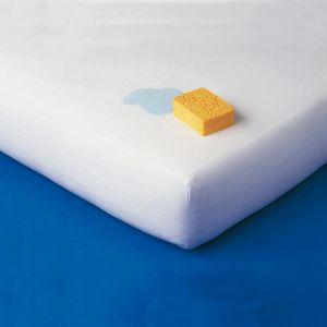 protege matelas pvc achat vente protege matelas pvc pas cher cdiscount. Black Bedroom Furniture Sets. Home Design Ideas