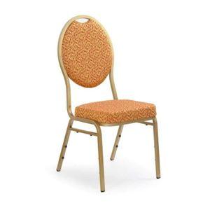 chaise salle a manger orange achat vente chaise salle
