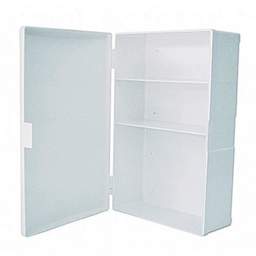armoire pharmacie 1 porte plastique blanc achat. Black Bedroom Furniture Sets. Home Design Ideas
