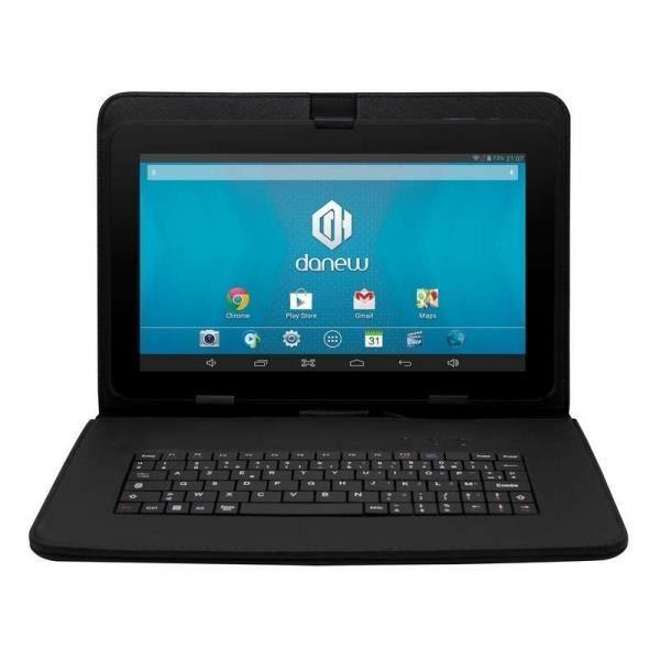 tablette tactile danew 10 1 dual core 1 5ghz dsli achat vente tablette tactile tablette. Black Bedroom Furniture Sets. Home Design Ideas