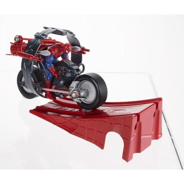 Spiderman moto extreme achat vente figurine - Spider man moto ...
