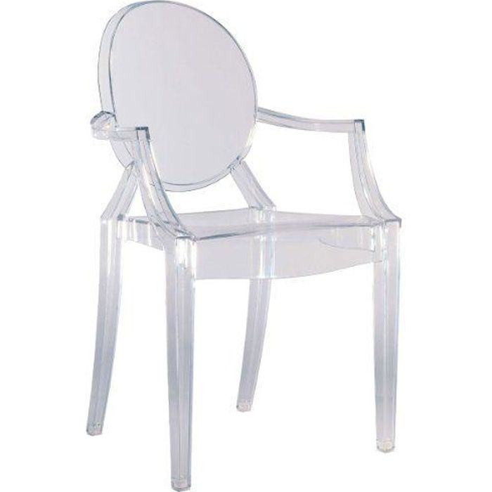 Kartell 4852b4 chaise louis ghost transparent i achat - Chaise louis ghost kartell ...