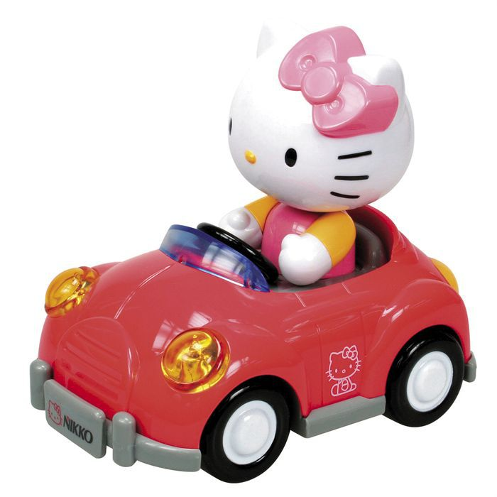 voiture radiocomandee hello kitty achat vente voiture camion cdiscount. Black Bedroom Furniture Sets. Home Design Ideas
