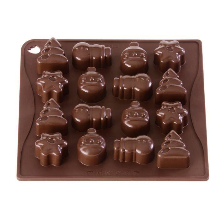 moule pour chocolat noel achat vente moule pour chocolat noel pas cher cdiscount. Black Bedroom Furniture Sets. Home Design Ideas