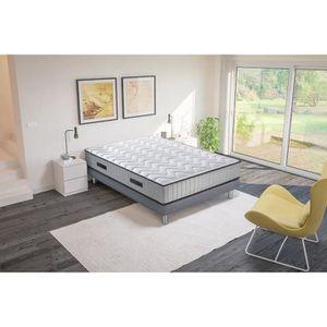 ensemble matelas sommier achat vente ensemble matelas sommier pas cher les soldes sur. Black Bedroom Furniture Sets. Home Design Ideas