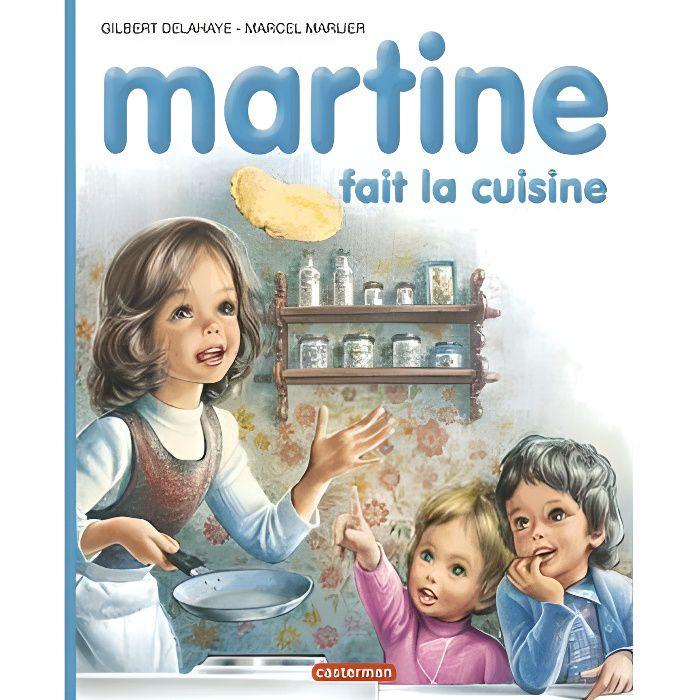 Martine fait la cuisine achat vente livre casterman - Caillou fait la cuisine ...