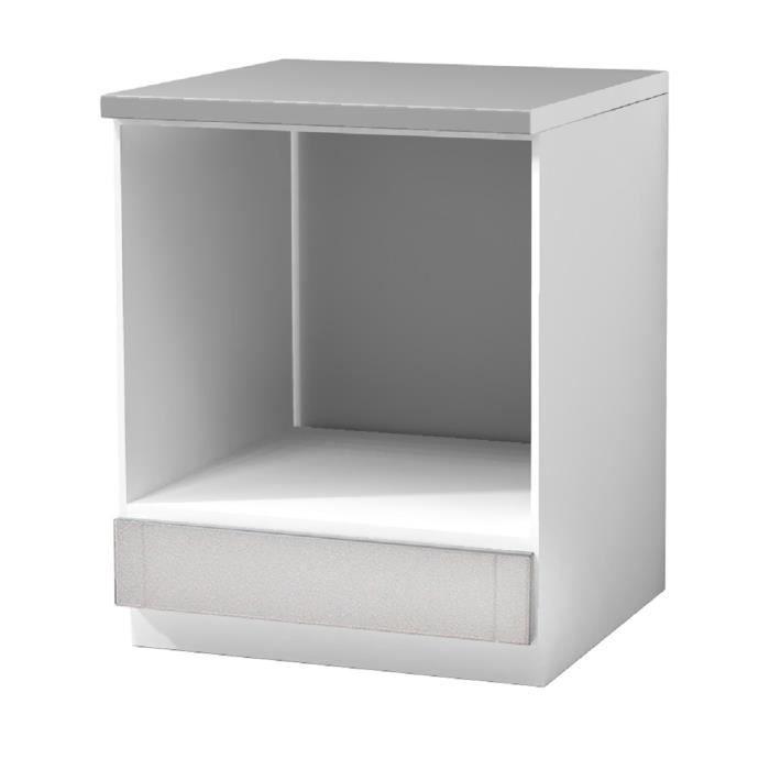 Meuble Pour Four Encastrable Ikea  Maison Design  BahbeCom