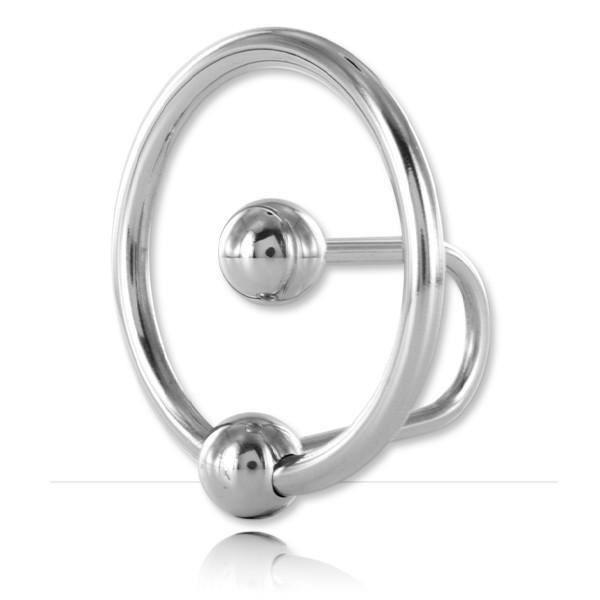 Boule ur trale avec anneau de gland achat vente boule - Anneau de gland ...