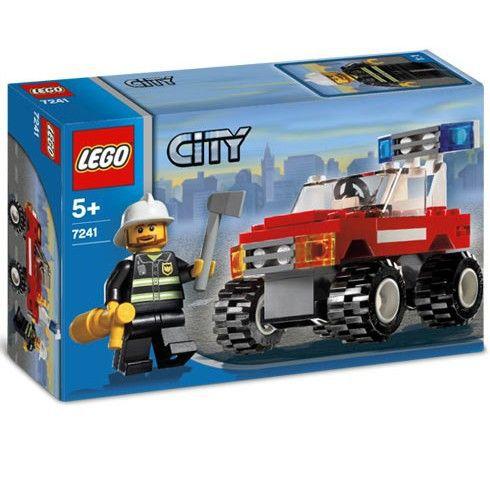 lego la voiture des pompiers achat vente assemblage construction les soldes sur cdiscount. Black Bedroom Furniture Sets. Home Design Ideas
