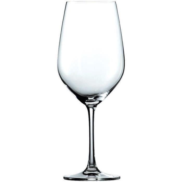 verre a eau et a vin achat vente verre a eau et a vin pas cher cdiscount. Black Bedroom Furniture Sets. Home Design Ideas