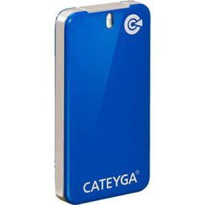 CATEYGA Kit Nettoyage Ecran Lingette + Spray Pour Ecrans Tactiles Et Ordinateurs - Azur