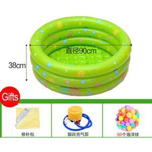 Piscine gonflable 90 cm achat vente jeux et jouets pas for Piscine gonflable pas cher pour adulte