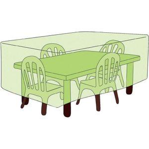 Bache Pour Table De Jardin Rectangulaire Achat Vente