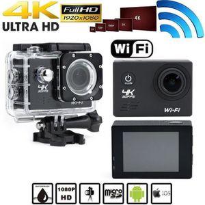 CAMÉSCOPE NUMÉRIQUE 4K 30 fps Full HD 1080p Sony IMX179 WiFi SJ4000 Sp