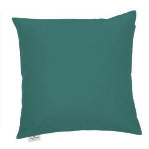 coussin bleu petrole achat vente coussin bleu petrole pas cher cdiscount. Black Bedroom Furniture Sets. Home Design Ideas