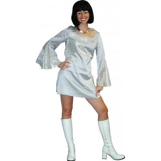 déguisement disco femme taille 48