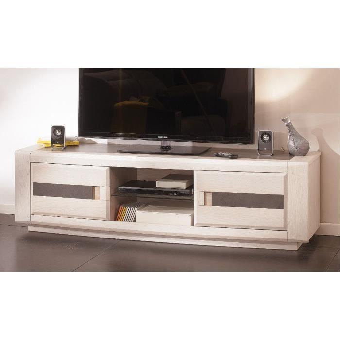 Meuble tv ottawa ch ne naturel achat vente meuble tv - Meuble chene naturel ...