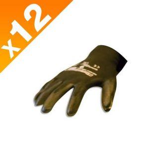 KIMBERLY Lot de 12 gants Kleenguard textile 97380
