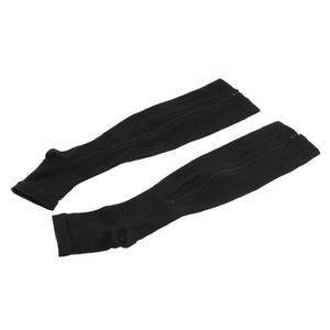 COMPRESSION MOLLET Femmes Zippered Compression Socks Pantyhose Suppor
