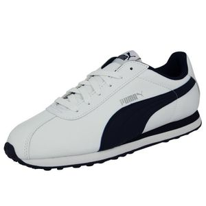 BASKET Puma TURIN Chaussures Mode Sneakers Homme Blanc