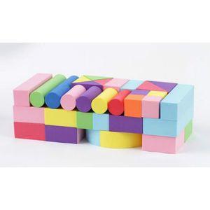 jouet de construction en mousse achat vente jeux et jouets pas chers. Black Bedroom Furniture Sets. Home Design Ideas
