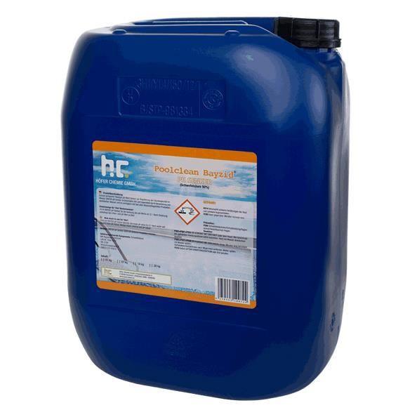 Ph moins liquide 2 x 28 kg achat vente traitement de l - Ph piscine trop bas ...