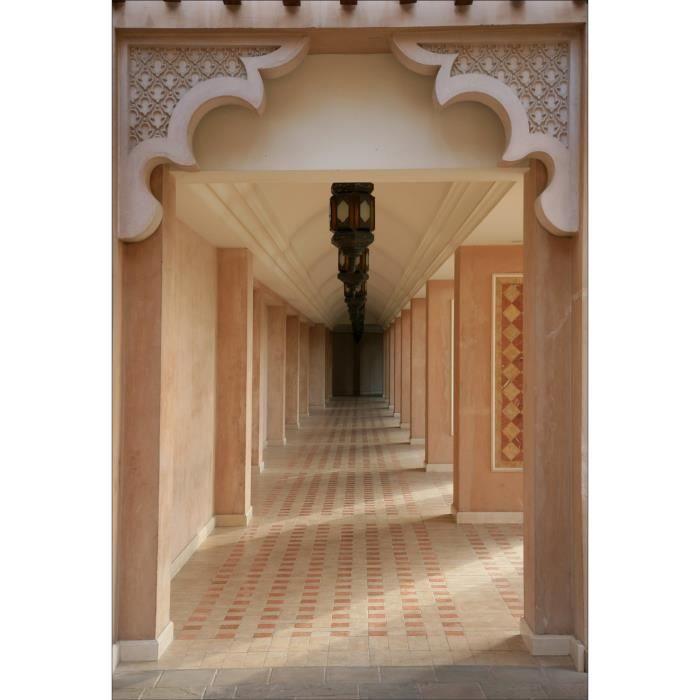 Stickers muraux d co couloir dimensions 100x147cm - Stickers couloir maison ...