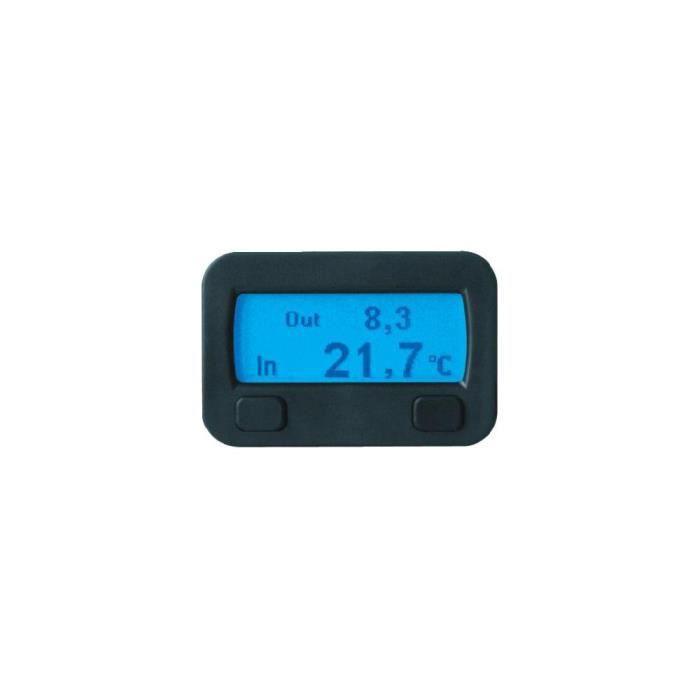 Thermometre interieur les bons plans de micromonde for Thermometre digital exterieur