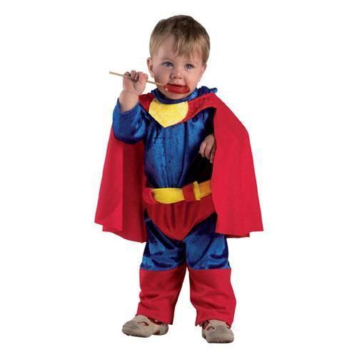 deguisement superboy 24 mois achat vente d guisement panoplie cdiscount. Black Bedroom Furniture Sets. Home Design Ideas