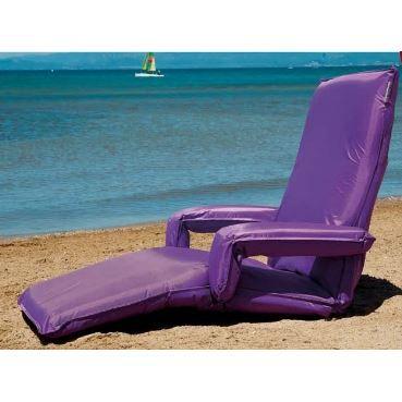 fauteuil multi positions pliable avec accoudoir achat. Black Bedroom Furniture Sets. Home Design Ideas