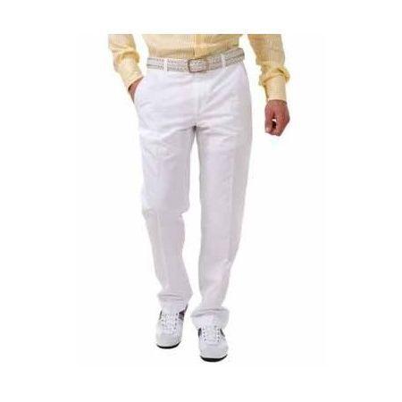 Pantalon Lin Blanc - Achat / Vente pantalon Pantalon Lin - Cdiscount