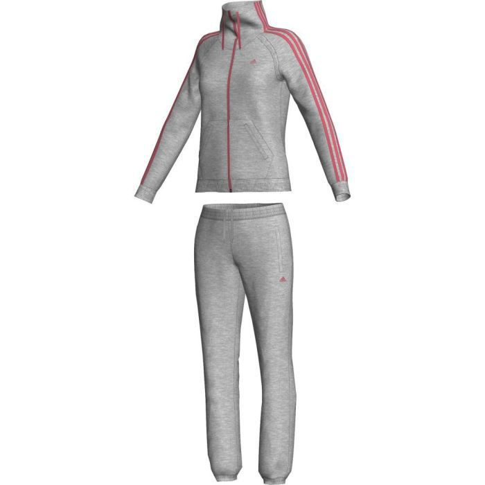 ... rose nike air max gris - R  union de Bureau   survetement adidas femme  gris ... fdb4c40e2e0