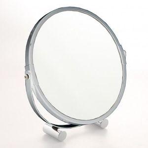 Meuble salle de bain inox achat vente meuble salle de for Miroir inox incassable
