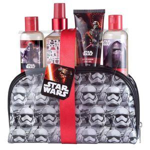 SET DE SOIN Nécessaire de toilette avec trousse : Star Wars VI