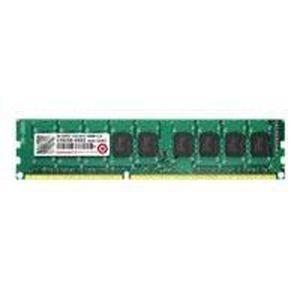 MÉMOIRE RAM Transcend 8GB DDR3L 1600MHz ECC