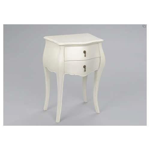 table de t l phone baroque blanche achat vente table d 39 appoint table de t l phone baroque. Black Bedroom Furniture Sets. Home Design Ideas